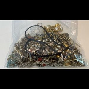 Vintage To Now Statement Necklace Lot Of 18 - 3 lb
